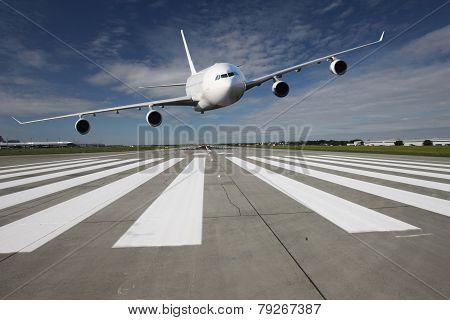 Aircraft Low Pass