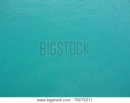 Caribbean Water Background