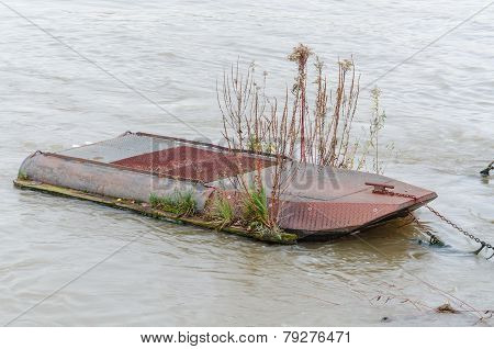 Pontoon, Floating Bridge