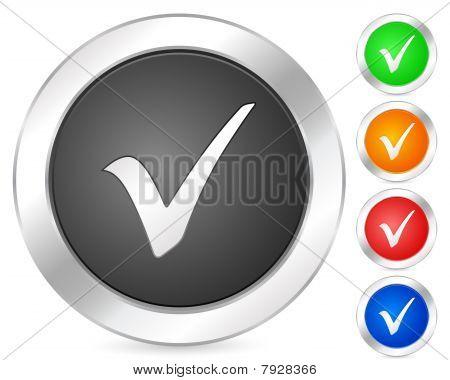 Computer Icon Check Symbol