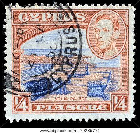Cyprus 1938