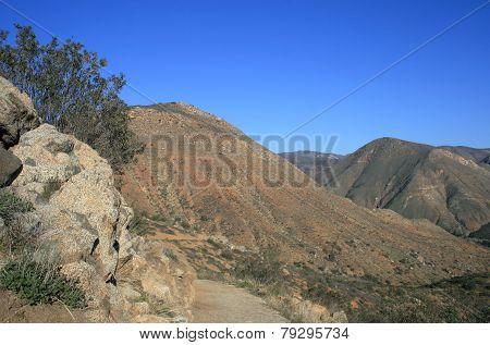 San Diego River Gorge Trail