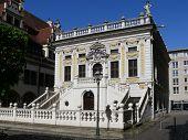 pic of leipzig  - Old Stock Exchange  - JPG