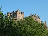 foto of domination  - Edinburgh Castle - JPG