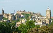 picture of domination  - Edinburgh skyline - JPG