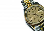 Rolex Success Gold Watch