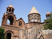picture of apostolic  - Echmiadzin Cathedral, Armenia