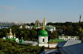 image of kiev  - View from the hill on Kiev - JPG