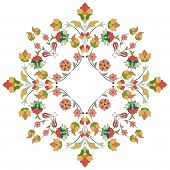 picture of ottoman  - decorative elements of Ottoman and Turkish art - JPG