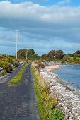 pic of galway  - A view of the causeway from Inchiquin Island - JPG