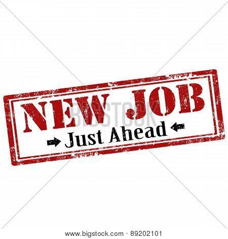 New Job-stamp
