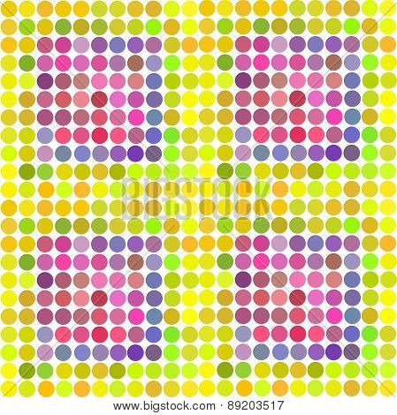 Abstract rainbow color background for your business artwork.