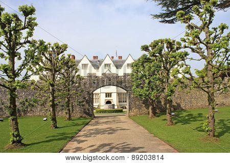 St agans Castle, Wales