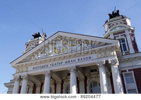 National Theater Ivan Vazov