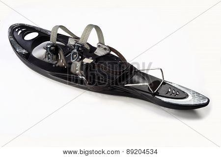 Snowshoe Plastic Color Black