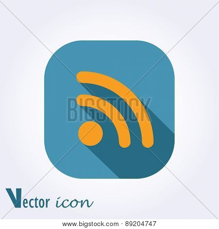 Wireless Icon.Vector
