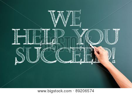 writing we help you success on blackboard