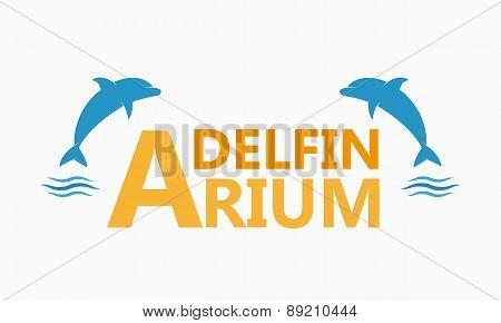 Dolphinarium logo
