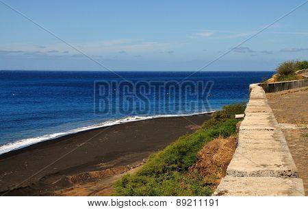 Road Over Ocean