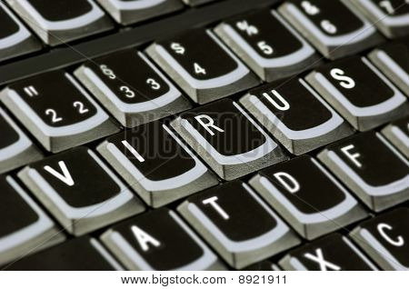 Keyboard Virus