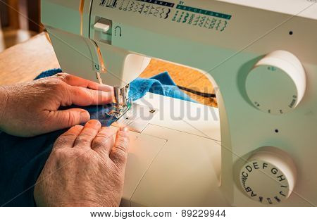 Sewing Machine Sitching