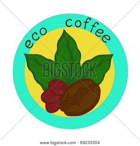 Logo Eco Coffee
