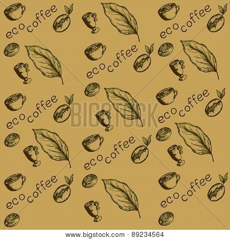Pattern Eco Coffee