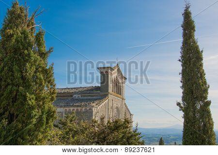 Cathedral Of Cortona