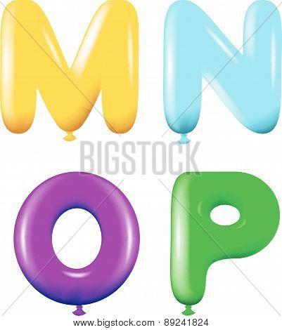 Alphabet full colour