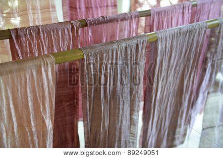 Asia Thailand Chiang Silk