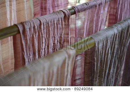 Asia Thailand Chiang Mai Silk