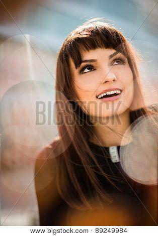 Wow - woman portrait