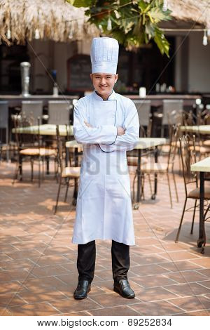 Vietnamese head chef