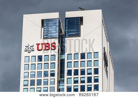 The UBS Bank Building