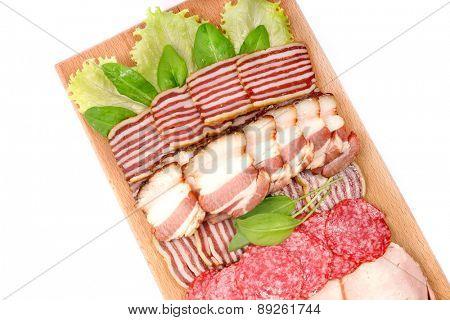 Collection sausage
