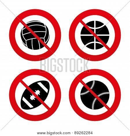Sport balls. Volleyball, Basketball, Baseball.
