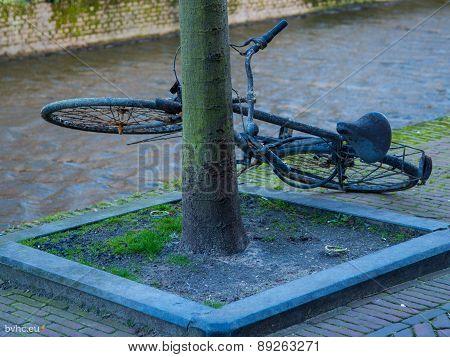 Delft. Bike