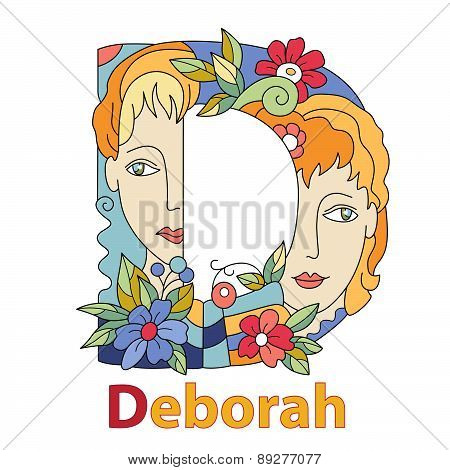 The Name Of Deborah