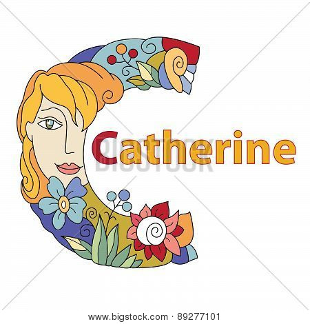 The Name Of ?atherine
