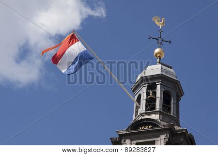 Liberation Day Is The National Holiday On May 5 In Which The Liberation Of The German Occupation Of