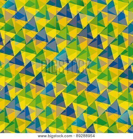 Brazil design background vector illustration