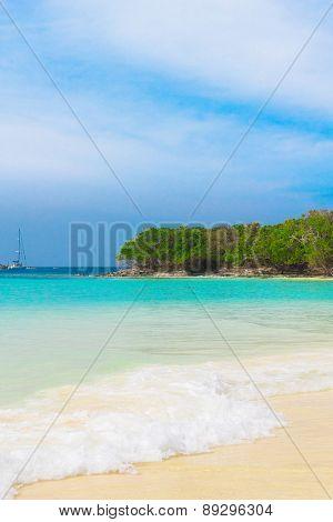 Vacation Retreat Lagoon Seascape