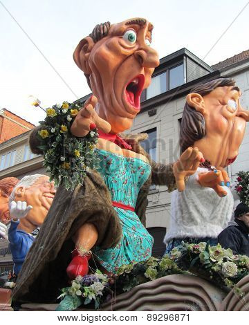 2014 Carnival in Aalst