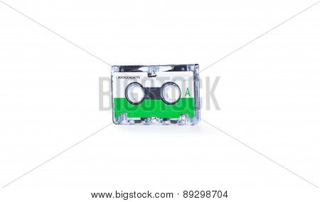 Mini Audio Cassette For Fax / Type Recorder