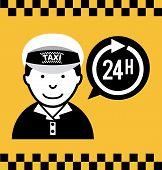 image of designated driver  - Yellow and black - JPG