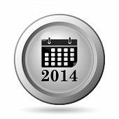 pic of calendar 2014  - 2014 calendar icon - JPG