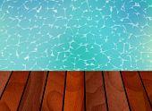foto of backround  - Illustration of backround sea abstrak and table - JPG