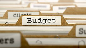 pic of budget  - Budget Concept - JPG