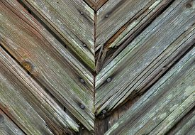picture of scrape  - Old wooden textured background decor - JPG