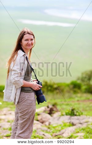 Nature Photographer Portrait